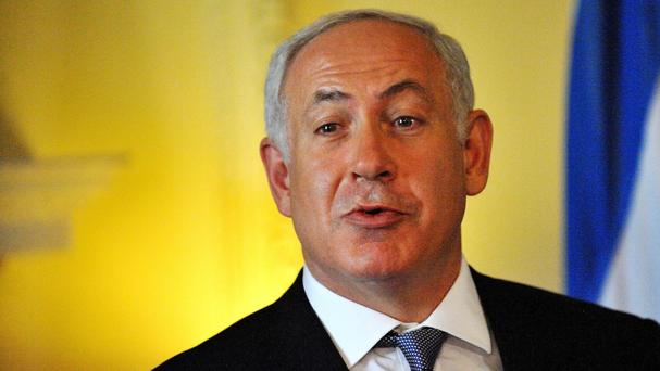 Benjamin Netanyahu said Mahmoud Abbas must end the pact with Hamas, which many consider to be a terrorist organisation