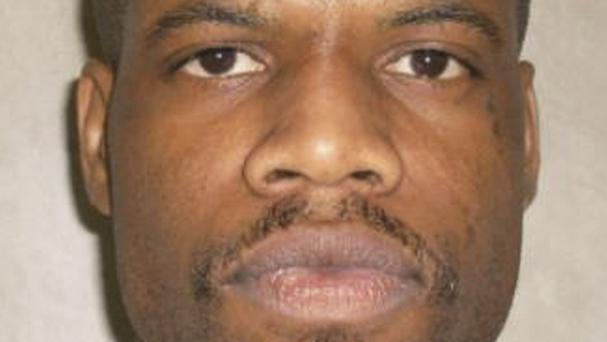 Clayton Lockett died of a heart attack after his execution failed to go as planned (AP)