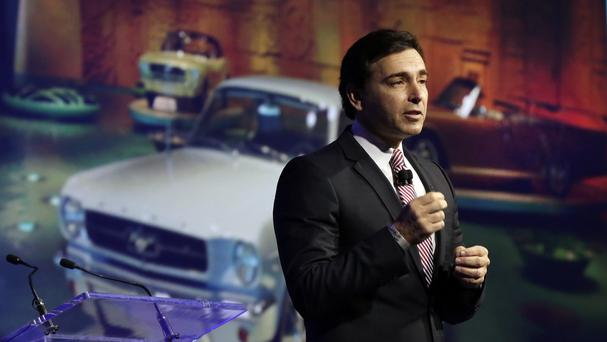 Mark Fields is to be the new chief executive of Ford (AP)