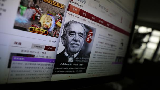 Sina was fined and had two of its licences revoked for hosting pornography (AP)