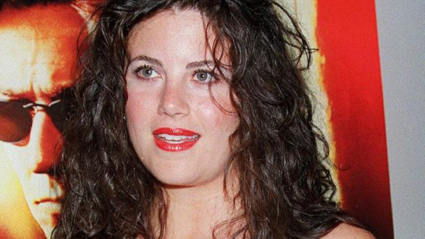 "Monica Lewinsky, pictured in 2001, said there was no question Bill Clinton ""took advantage"" of her (AP)"