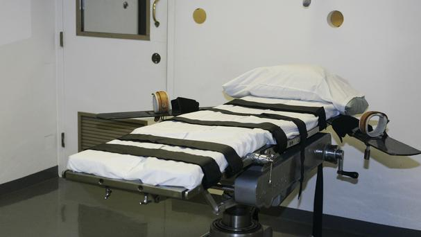Oklahoma will not carry out any executions while a report is being carried out