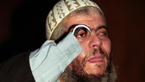 Abu Hamza is on trial in New York
