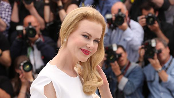 Actress Nicole Kidman poses for photographers during a photo call for the film Grace Of Monaco (AP/Invision)