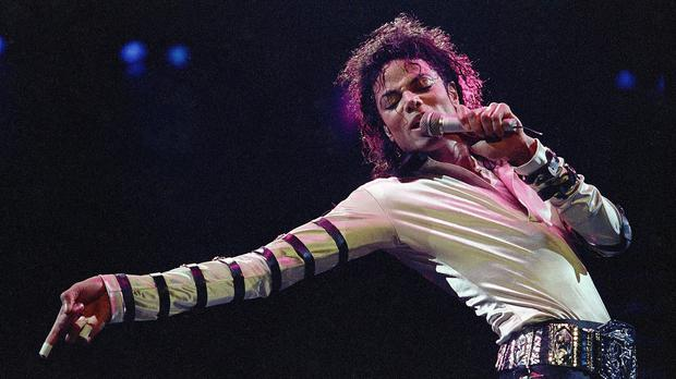 Michael Jackson performing in 1988. A hologram of the star made its debut at the Billboard Music Awards (AP)