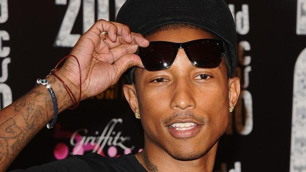 Pharrell Williams said the arrests were 'beyond sad'
