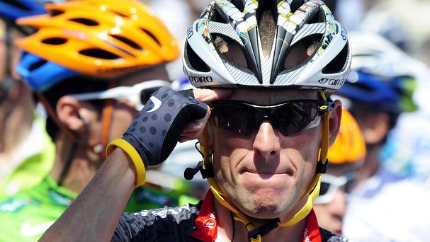 Lance Armstrong has been stripped of the rank of Chevalier - or Knight - by France