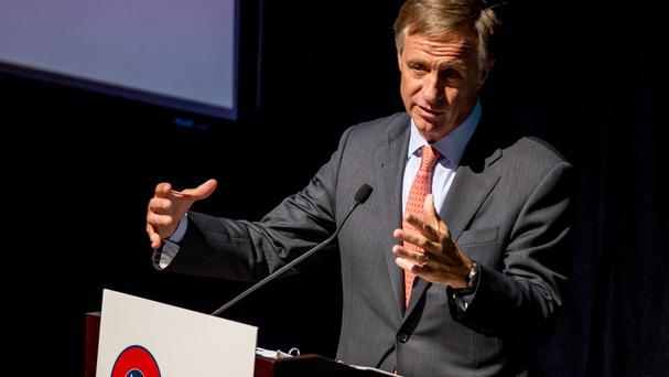 Tennessee governor Bill Haslam has signed a bill into law to allow the state to electrocute inmates on death row (AP)