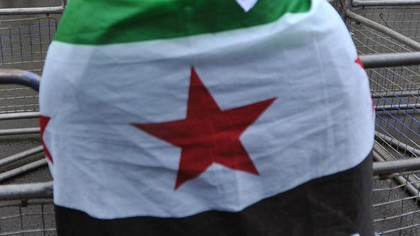 A car bomb has struck a neighbourhood in the central city of Homs