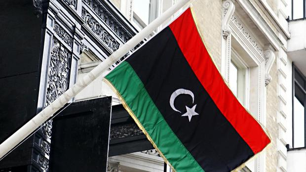 An editor has been killed in the Libyan city of Benghazi.