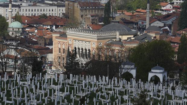 Nearly 30,000 people went missing during the Yugoslav wars of the 1990s