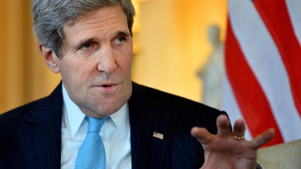 John Kerry has told Edward Snowden to 'man up' and return to the United States