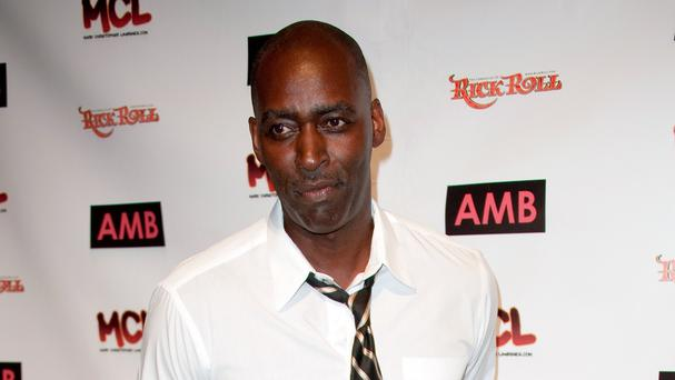 Michael Jace is charged with murdering his wife in a shooting at their home on May 19 (AP)