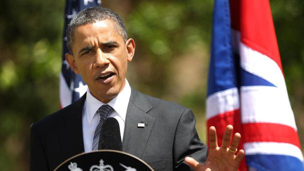 US president Barack Obama has sent two negotiators to Switzerland to hold talks with Iranian officials on their nuclear programme