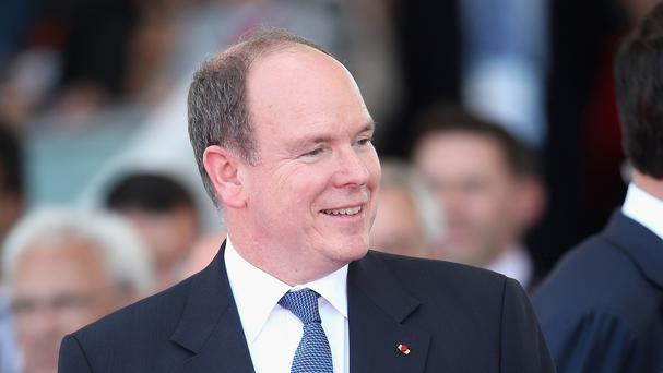 Prince Albert of Monaco is the son of American actress Grace Kelly