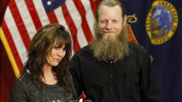 Freed soldier Bowe Bergdahl is thought to be heading for a reunion with his parents Jani and Bob Bergdahl
