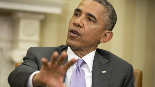 US President Barack Obama said Iraq will need additional assistance from the US to push back an Islamic insurgency