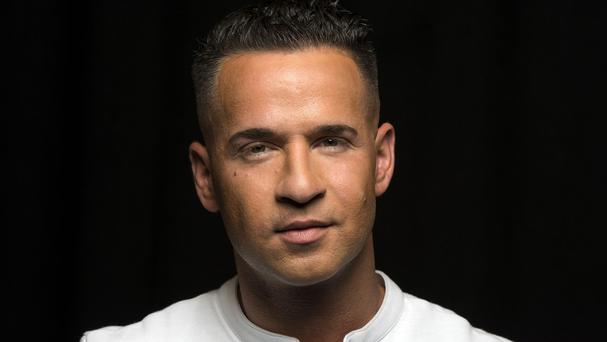 Jersey Shore reality television star Mike 'The Situation' Sorrentino has been arrested after a fight at a tanning salon (Invision/AP)