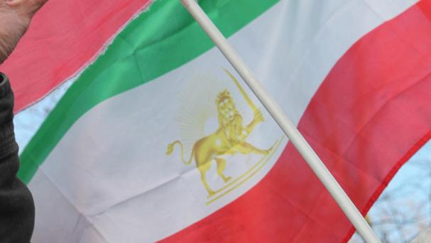 "A man has been jailed by Iran for ""exchanging information with four British intelligence operatives"""