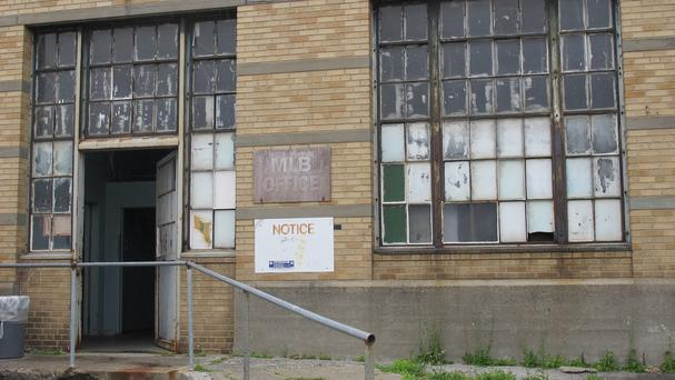 The derelict power plant at Sing Sing prison in Ossining, New York, could become a museum (AP Photo/Jim Fitzgerald)