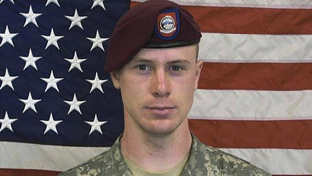 Sgt Bowe Bergdahl is now receiving outpatient care (AP/US Army)