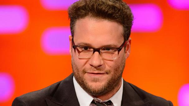 Seth Rogen stars in a new US comedy about a plot to assassinate the North Korean leader