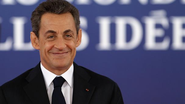 Former French president Nicolas Sarkozy is reportedly being questioned in an investigation into financing for his 2007 presidential campaign