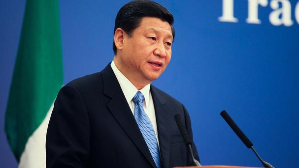 Chinese president Xi Jinping is visiting South Korea this week