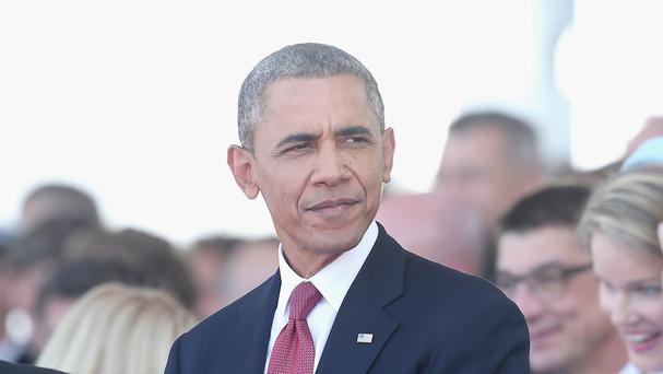 President Barack Obama calls the violence involving Israelis and Palestinians a