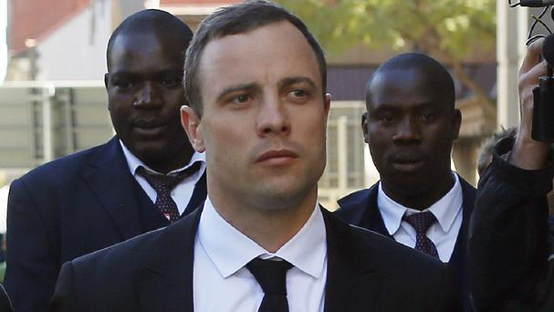 Oscar Pistorius denies murdering his girlfriend (AP)