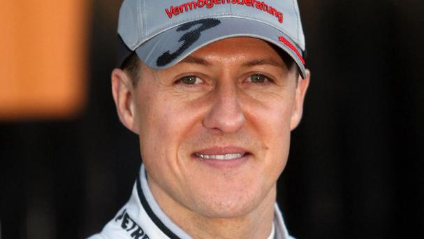 Michael Schumacher is being prepared for a return to the family home