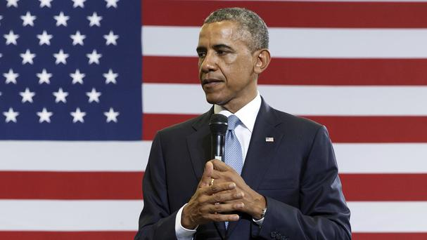 President Barack Obama is zooming in on Ireland's corporation tax regime