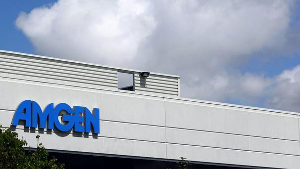 Biotech drug giant Amgen is to shed up to 2,900 jobs worldwide (AP)