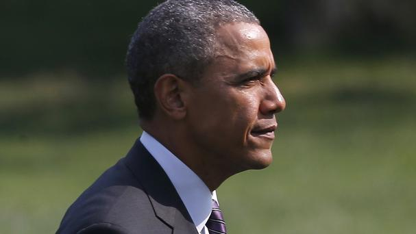 The lawsuit relates to the way Barack Obama enforced the 2010 health care law (AP)