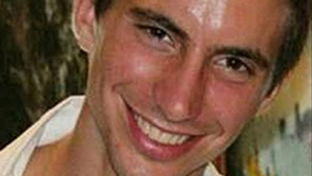 Israeli Army 2nd Lt Hadar Goldin who the army say was apparently captured by Hamas militants who came through a tunnel from the Gaza Strip (AP/YNet News)