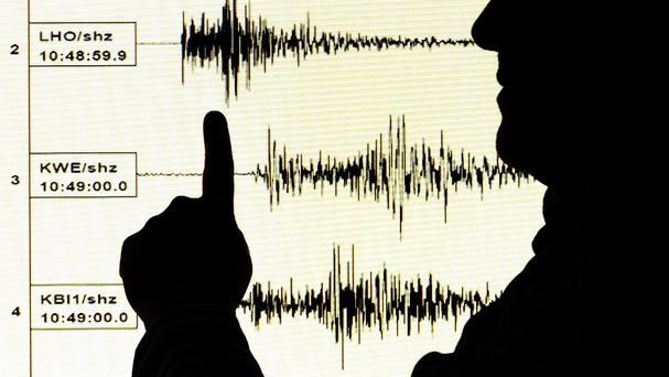 The Chinese region of Yunnan has been struck by an earthquake