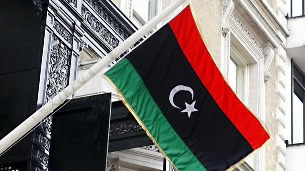 Tripoli's police chief has been killed