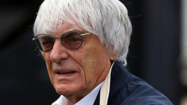 The bribery case against F1 boss Bernie Ecclestone is formally closed