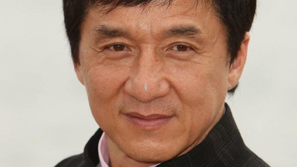 Jackie Chan said he was 'very angry and very shocked'