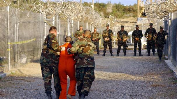 Inmates at Guantanamo were traded for Bowe Bergdahl in a prisoner swap