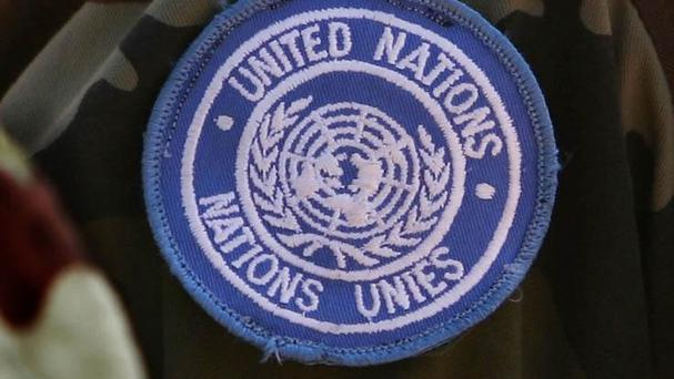 There are fears that a UN helicopter has been shot down over South Sudan