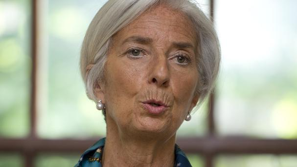 IMF chief Christine Lagarde is under official investigation for negligence