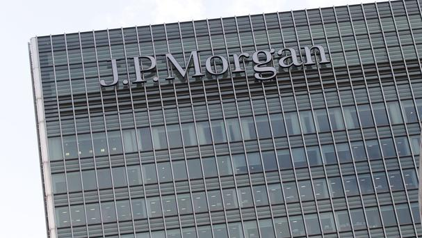 JPMorgan is said to be among several US banks hit by hackers this month