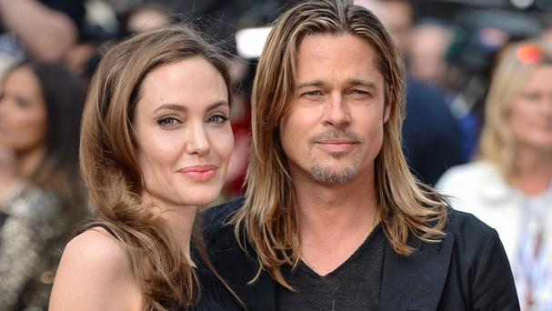 Angelina Jolie and Brad Pitt have married in France