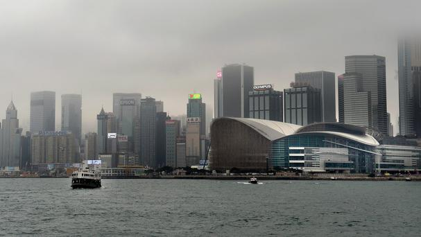 China has warned foreign powers to stop 'meddling' in Hong Kong's affairs