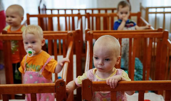 Russian Children Orphanage Conflict intensifies a...