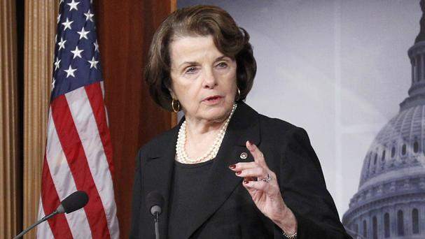 Senate intelligence committee chairwoman Diane Feinstein and her House of Representatives counterpart Mike Rogers are urging President Barack Obama to take decisive action against the growing threats from Islamic State militants on US soil (AP)