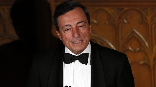 President of the European Central Bank Mario Draghi has been taking action to help the EU economy
