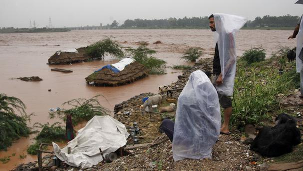 The death toll from flooding in Indian-controlled Kashmir has risen to 39 (AP)