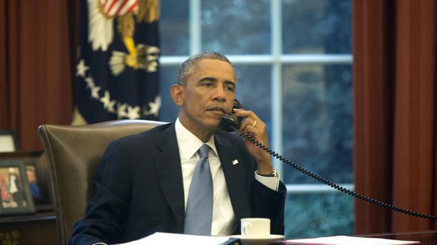 US president Barack Obama is to address the nation on plans to tackle the threat from the Islamic State (AP)